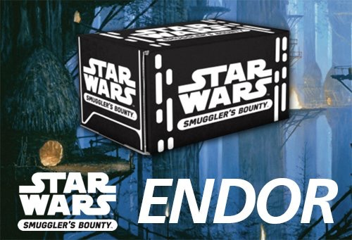 The next Smuggler's Bounty Box Theme to be Endor!