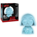 New Disney Store Exclusive Holographic Darth Vader Dorbz Released!
