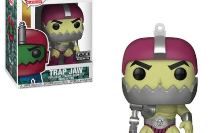 New FYE Exclusive MOTU Trap Jaw Pop! Vinyl Now Available for Pre-order!