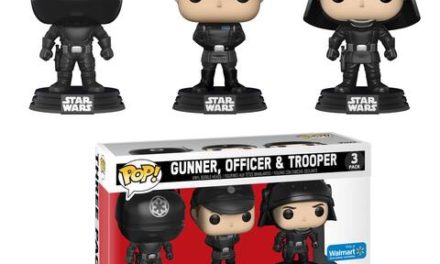 New Walmart Exclusive Death Star Pop! Vinyl 3-Pack to be released in February!