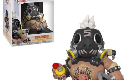 Official previews of the upcoming Overwatch Pop! Vinyls released!