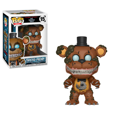 New Series of Five Nights at Freddy's Pop! Vinyls Coming Soon!
