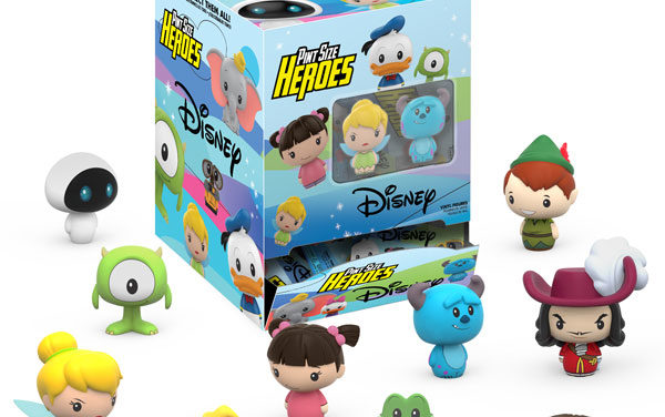 New Disney Pint Size Heroes Series 2 to be released in March!