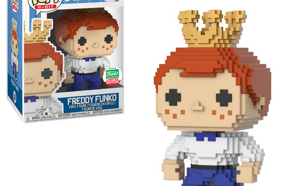 New Funko Shop Exclusive Freddy Funko 8-Bit Pop! Now Available Online!