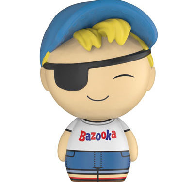 Preview of the upcoming Specialty Series Bazooka Joe Dorbz!
