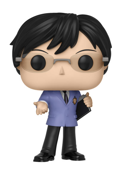 New Ouran High School Host Club Pop Vinyl Collection To