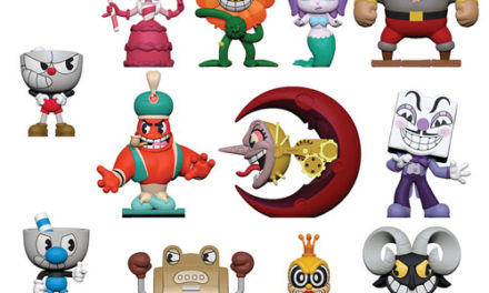 New Cuphead Mystery Minis Series and Retailer Exclusives Coming Soon!