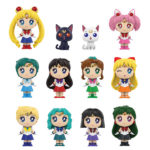 New Sailor Moon Mystery Minis Series and Retailer Exclusives Coming Soon!
