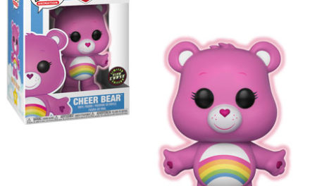 Previews of the new Care Bears Pop! Vinyl Collection!