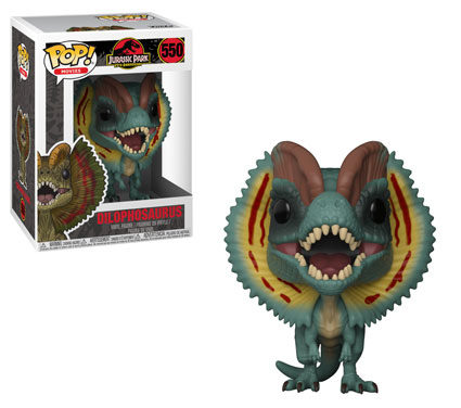 New Jurassic Park Pop! Vinyls Coming Soon!
