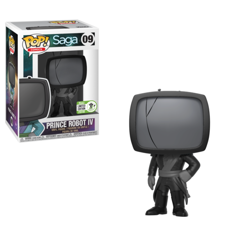 Preview of the upcoming 2018 Emerald City Comic Con Saga Exclusive!
