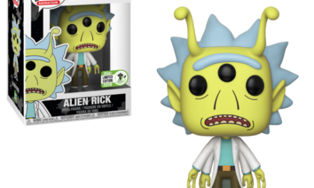 Previews of the upcoming Emerald City Comic Con Ricky & Morty Exclusives Released!