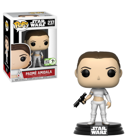 Funko Releases Previews of the upcoming 2018 Emerald City Comic Con Star Wars Exclusives!