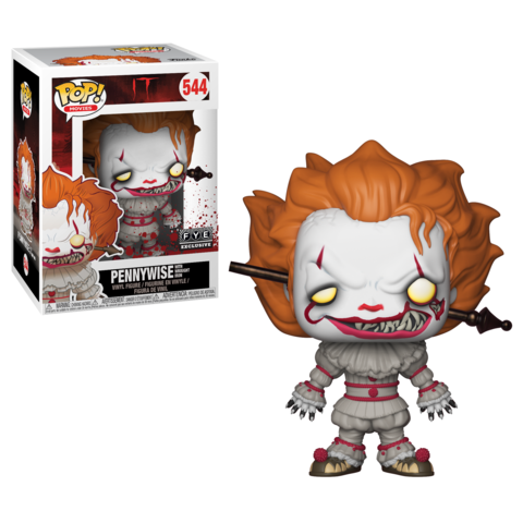 New It Action Figures Plush And Pop Vinyls To Be