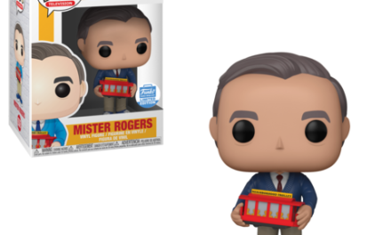 New Mister Rogers SuperCute Plush, Pop! Keychain and Pop! Vinyls Coming Soon!