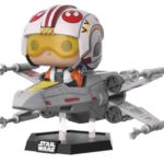 New Star Wars Luke with X-Wing Pop! Deluxe Now Available Online!