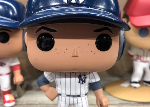 Detailed Look at the MLB, Rainbow Brite, Princess Bride and The Jetsons Collectibles on display at NYTF!