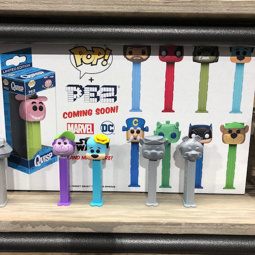 First Look At The Upcoming Pop Pez Pop Vinyl World