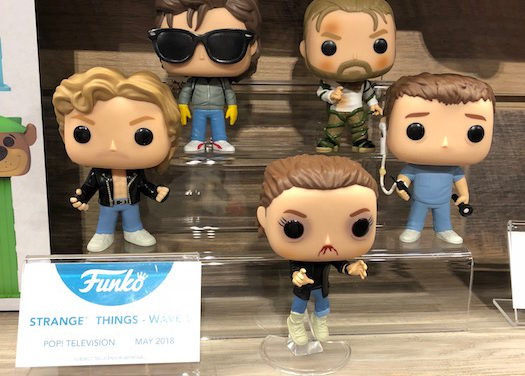Detailed Look at the upcoming Super Troopers, Ouran HS Host Club, Stranger Things and It Collectibles!