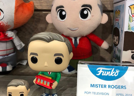 Detailed Look at the upcoming Mister Rogers, Bob Ross, Nickelodeon and Pee Wee Herman Collectibles!