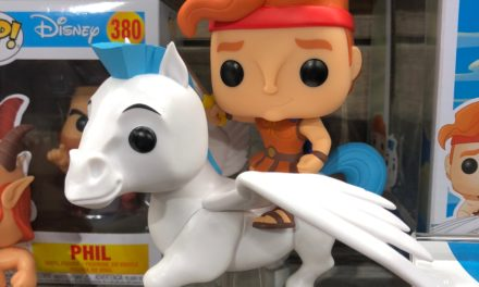 Detailed Look at the upcoming Frozen Dorbz, Hercules Pops and Nightmare Before Christmas Pops!
