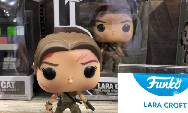 Detailed Look at the upcoming Lara Croft, Harry Potter and Tommy Boy Collectibles!