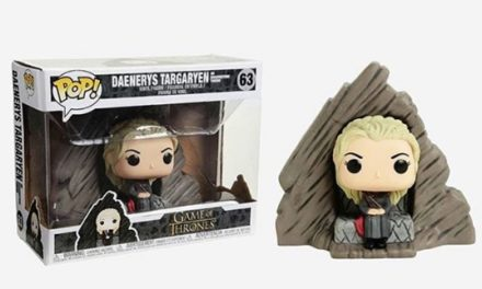 Previews of the new Game of Thrones Pop! Vinyls!