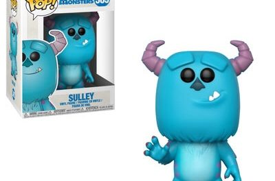 Previews of the upcoming Monsters, Inc. Pop! Vinyls Released!
