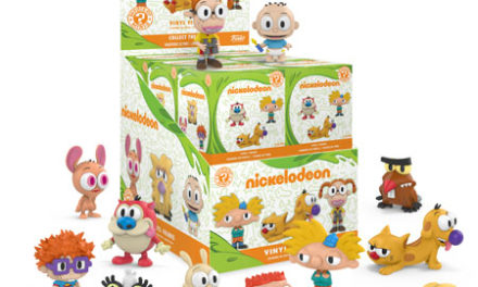 New Nickelodeon Mystery Minis and Dorbz Coming Soon!