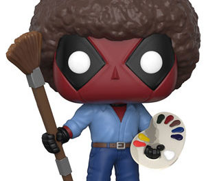 New Deadpool Vynl. Set, Plush, Pop! Ride, Keychains and Pop! Vinyls to be released in 2018!