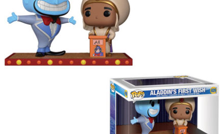 Preview of the new Aladdin Movie Moment Pop! Vinyl Set!