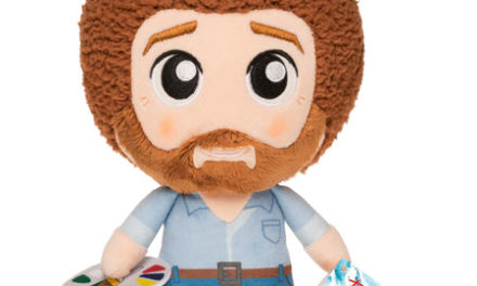 Previews of the upcoming Bob Ross, Lord of the Rings and Smallfoot SuperCute Plush!