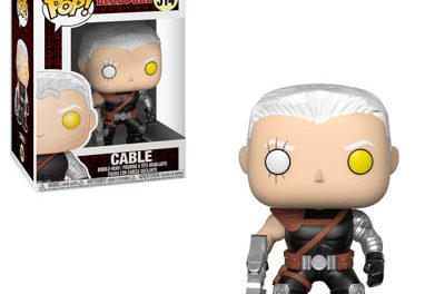 New X-Men Negasonic, Domino, Cable and Colossus Pop! Vinyls Coming Soon!