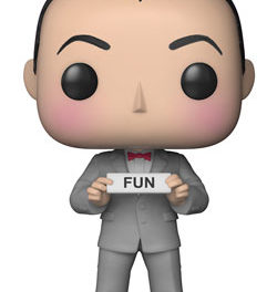 New Pee Wee's Playhouse Pop! Vinyl Collection Coming Soon!