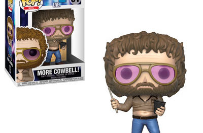 Previews of the upcoming Saturday Night Live Pop! Vinyls!