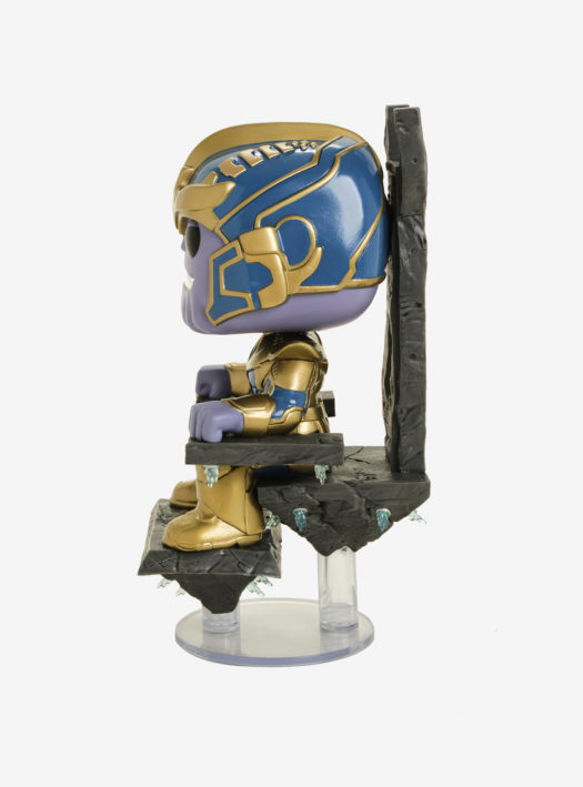 New Hot Topic Exclusive Thanos With Throne Pop Vinyl Now