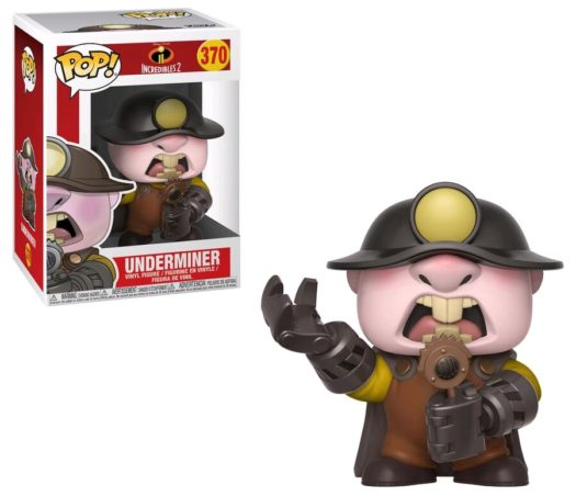 New Incredibles 2 Pop Vinyl Collection Now Available For