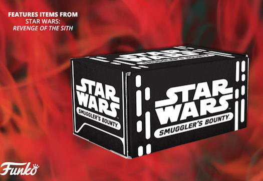 The Next Smuggler S Bounty Box Theme To Be Revenge Of The Sith Pop Vinyl World