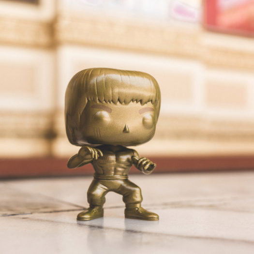 brand new 2e649 9a51e New BAIT Exclusive Golden Bruce Lee Pop! Vinyl to be ...