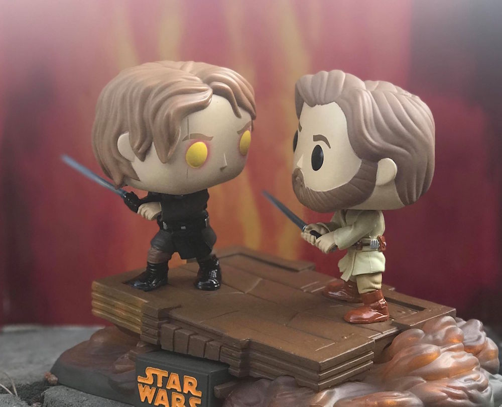 Review Of The Newest Star Wars Smugglers Bounty Revenge Of The Sith Box By Funko Spoilers Pop Vinyl World