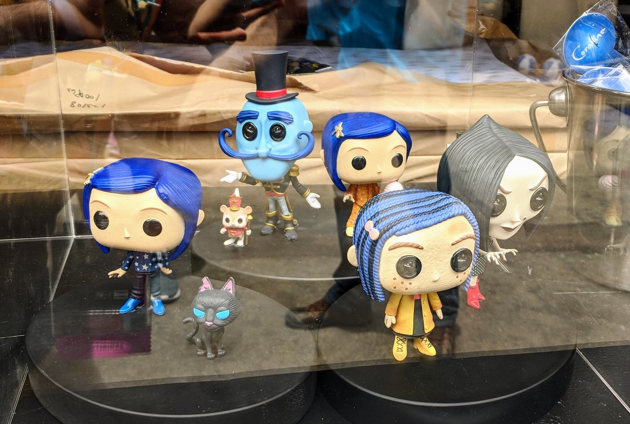 First Look At The Upcoming Coraline Pop Vinyl Collection And Loungefly Bags Pop Vinyl World