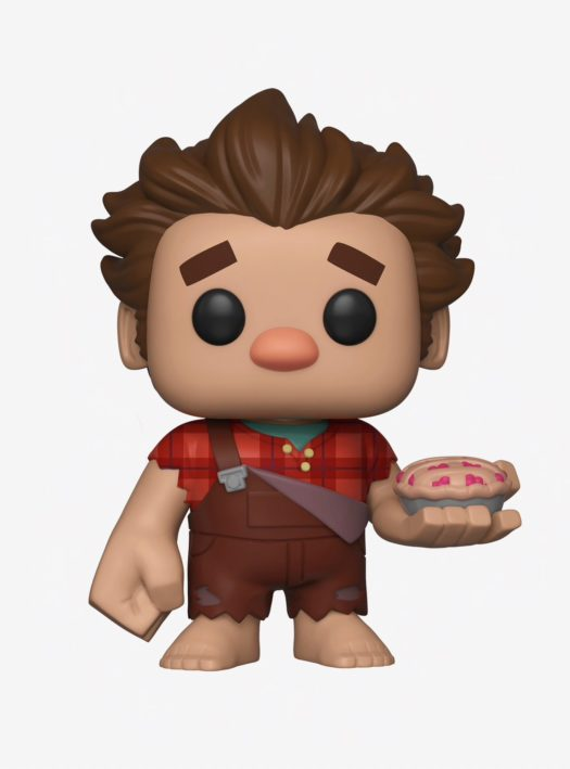 New Hot Topic Exclusive Wreck It Ralph With Cherry Pie Pop