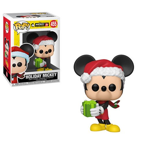 New Mickey S 90th Anniversary Holiday Plane Crazy And