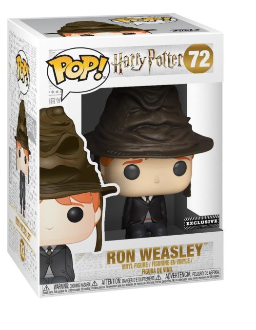 New Fye Shared Exclusive Harry Potter Ron Weasley With