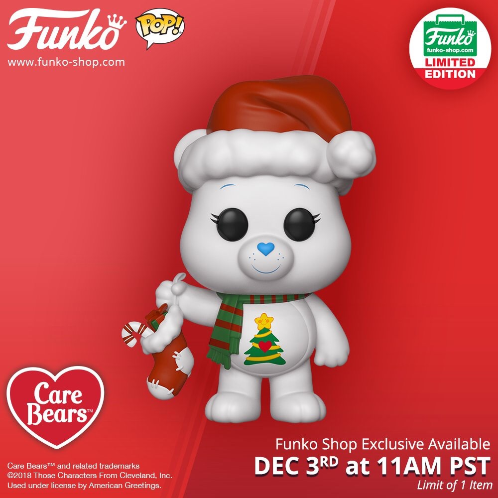 Funko 12 Days Of Christmas 2020 Day #3 of Funko Shop's 12 Days of Christmas Brings us the