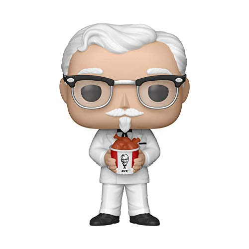 Official Previews Of The New Kfc Colonel Sanders Pop