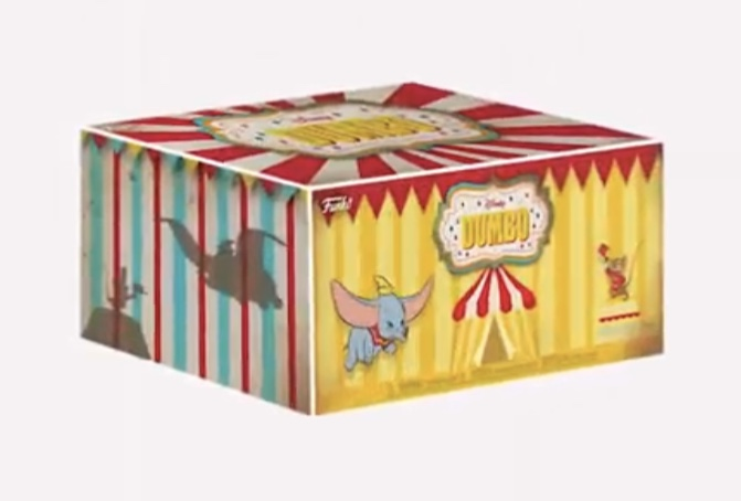 New Hot Topic Exclusive Dumbo Collectors Box Coming Soon