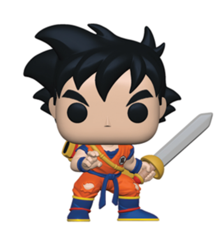 Previews Of The Upcoming Series Of Dragon Ball Z Pop