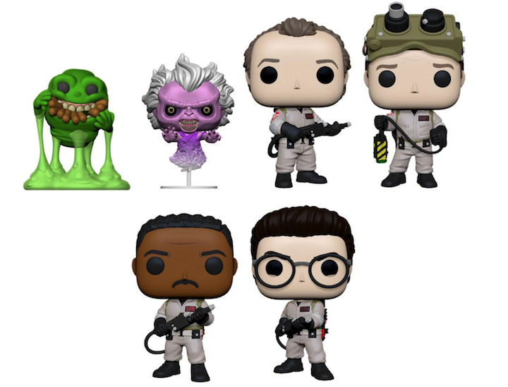 A Look At The New Ghostbusters Pop Vinyls Mystery Minis