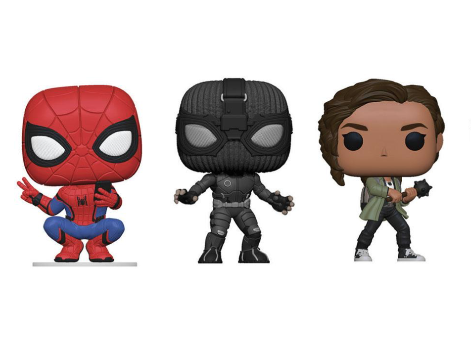 63de9626005a Previews of the new Spider-Man  Far From Home Pop! Vinyls and Pocket Pop!  Keychain Released!